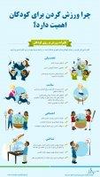 چرا ورزش کردن برای کودکان اهمیت دارد؟