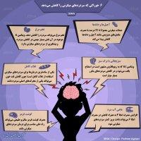 ۶ خوراکی برای کاهش سردردهای میگرنی