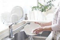 میدانید سالانه چقدر مایع ظرفشویی میخوریم؟