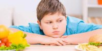 افزایش عجیب آمار کودکان چاق