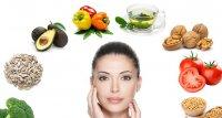 غذاهایی که درخشش پوست شما را میگیرد