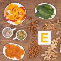 فواید ویتامین E برای پوست