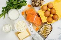 ضرورت مصرف متناسب ویتامین دی برای سالمندان