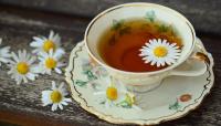 4  مزیت شگفتانگیز چای بابونه