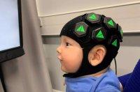 ابداع کلاهی برای بررسی مغز نوزادان