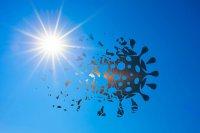 آیا اشعه ماوراءبنفش خورشید انتقال ویروس کرونا را کاهش میدهد؟