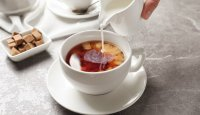 مخلوط شیر و چای ممنوع